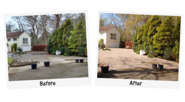 Driveway Cleaning Guildford